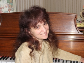 Iryna Gendin, piano lessons